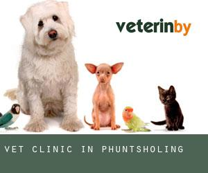 Vet Clinic in Phuntsholing