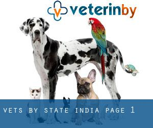 Vets by State (India) - page 1